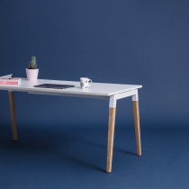 Bench Good Wood, Industrial Orchestra, La Manufacture du Design 1bd